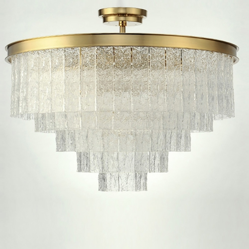 Kebo Kitchen Round Chandelier