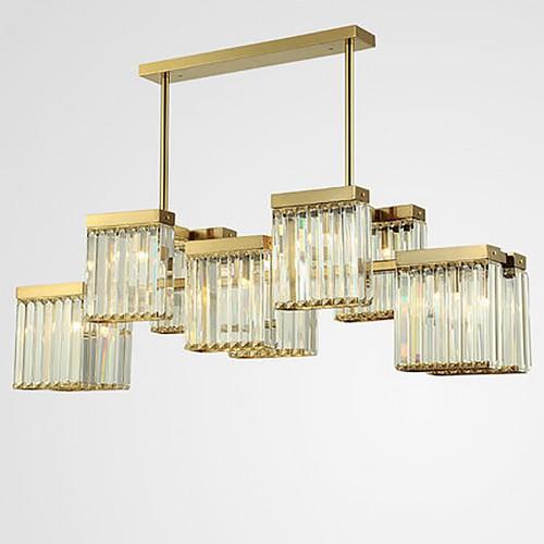 Дизайнерский светильник Kebo Kube Line Chandelier
