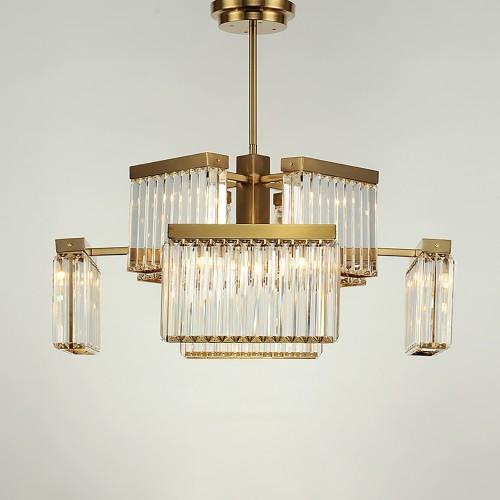 Дизайнерский светильник Kebo Kube Round Chandelier