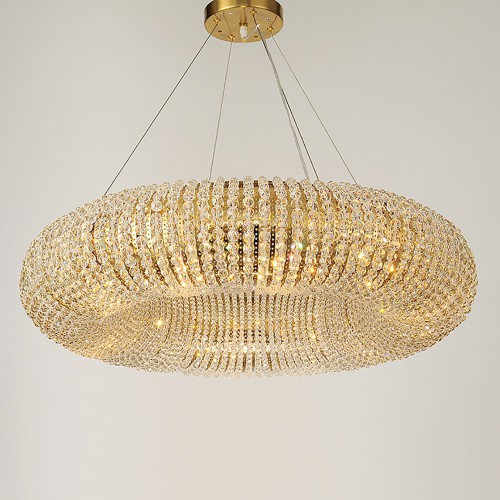 Дизайнерская люстра Kebo Luxury Italy Chandelier