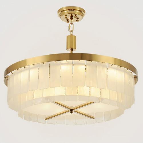 Дизайнерский светильник Kebo Luxury White Chandelier