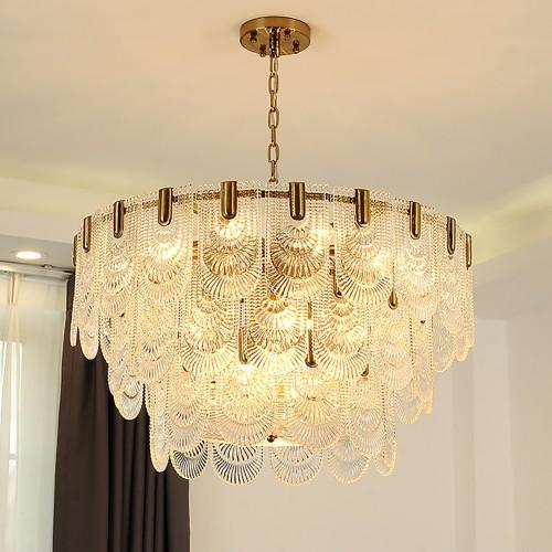 Дизайнерский светильник Kebo Milan Round Chandelier
