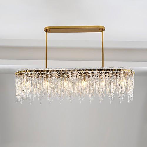 Дизайнерский светильник Kebo Rain Line Chandelier