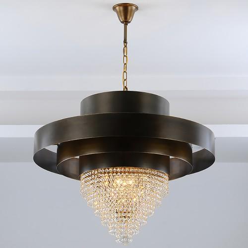 Дизайнерский светильник Kebo Retro Chandelier