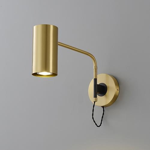 Дизайнерский бра Keep Brass Wall
