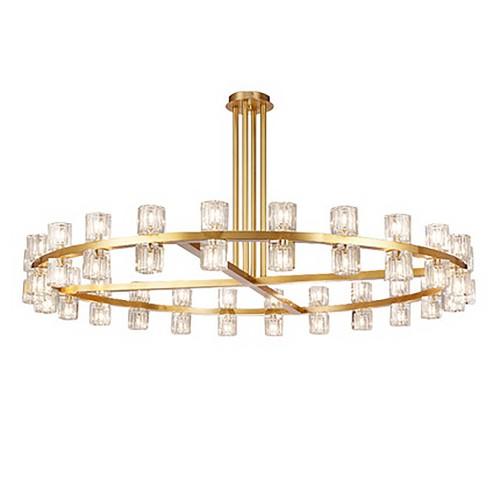 Дизайнерский светильник Lampadario Brass Chandelier