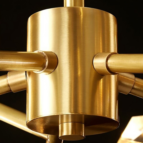 Lampadario New Brass