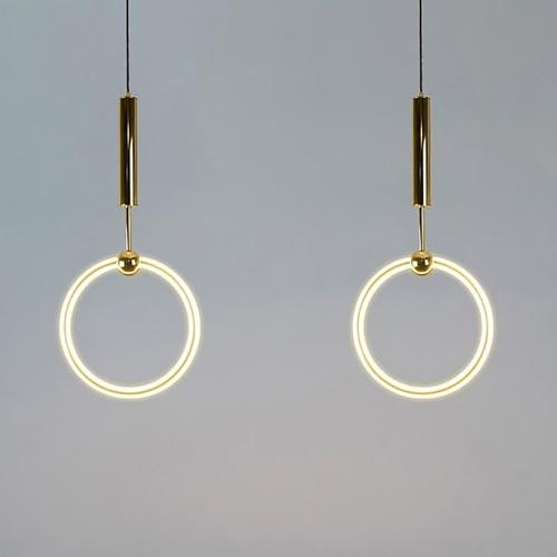 Дизайнерский светильник Lee Broom Ring Will