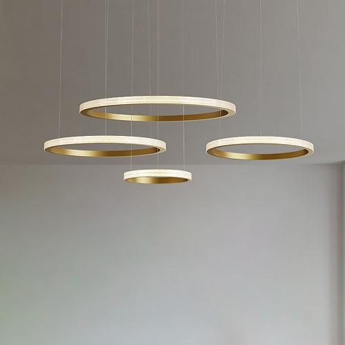 Light Ring Brass 2