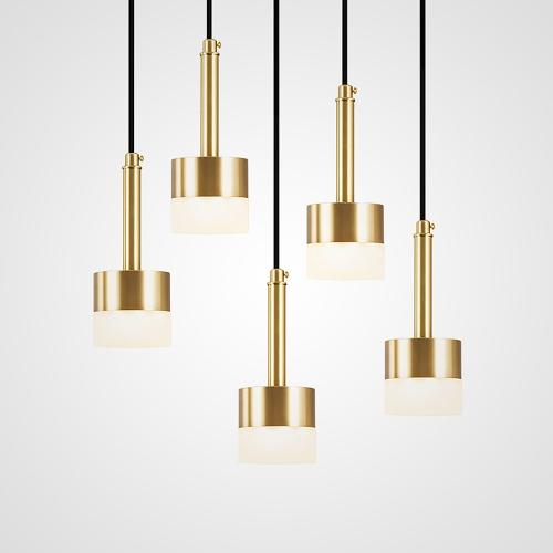 Дизайнерский светильник Like Brass Pendant 2