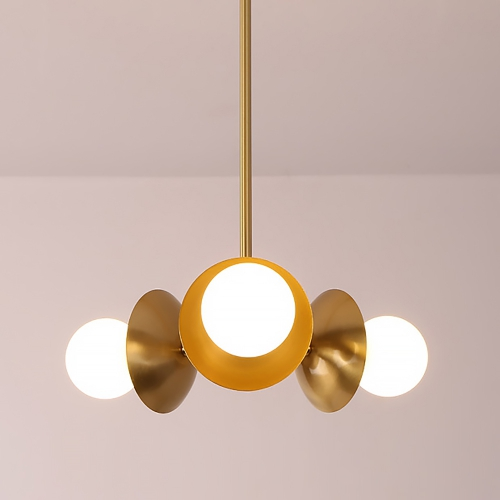 Дизайнерский светильник Like New Brass 2