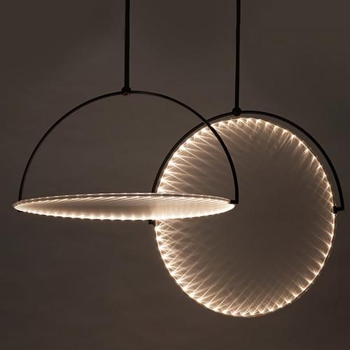 Дизайнерский светильник Link Round
