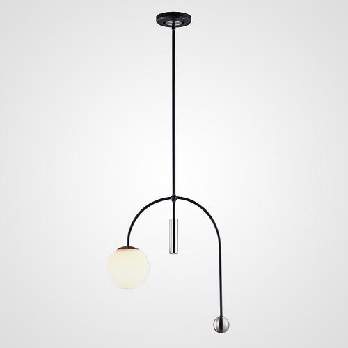 Дизайнерский светильник Like Silver