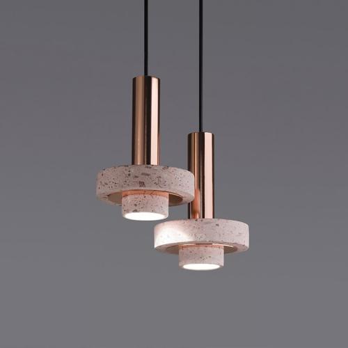 Дизайнерский светильник Like Stone Pink