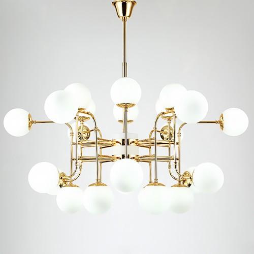 Дизайнерский светильник Lily 4
