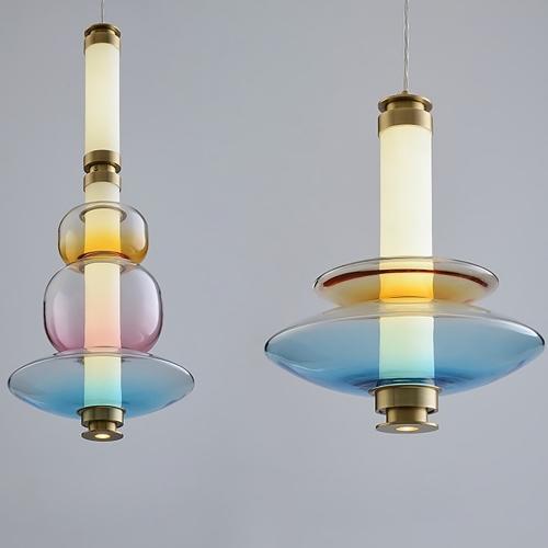 Дизайнерский светильник Link Apache