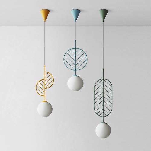 Дизайнерский светильник Link Color