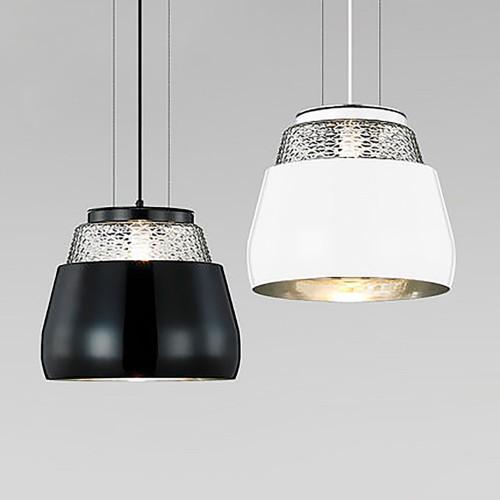 Дизайнерская люстра Lodo pendant black/white