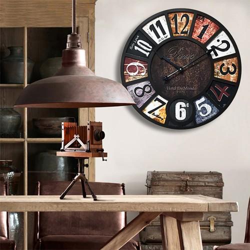 Loft Часы 001