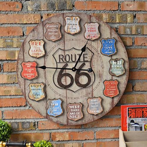 Loft Часы 009