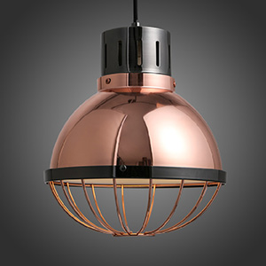Подвесной светильник LOFT Copper 3
