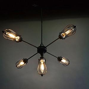Подвесной светильник LOFT Edison A lot