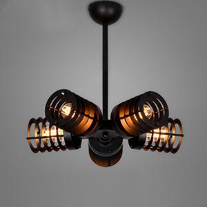Подвесной светильник LOFT Edison Trio Pendant