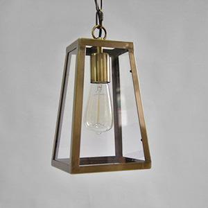 Светильник LOFT Gold Edison Pendant