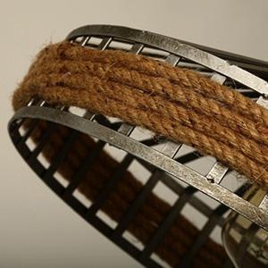 Industrial Cord Pendant