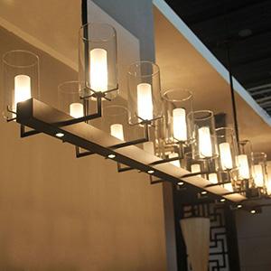 Светильник LOFT Rail Glass