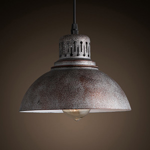 Светильник LOFT Industrial Old Iron Pendant