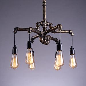 Подвесной светильник LOFT Trub pendant