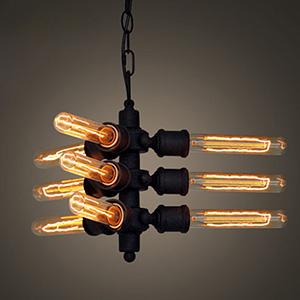 Подвесной светильник LOFT Trube Bower 2