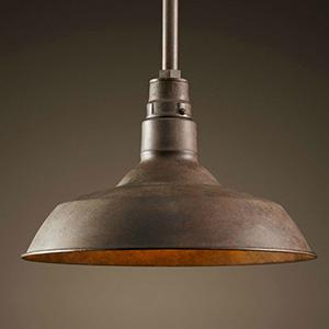 Подвесной светильник LOFT Cooper Bar Pendant
