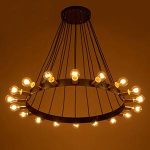 Подвесная люстра LOFT Mega Edison