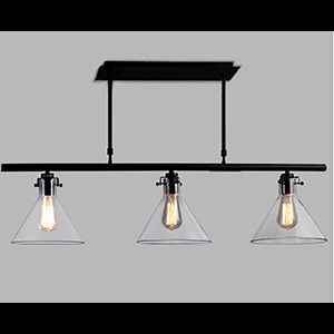 Светильник LOFT Glass Industrial Lamp