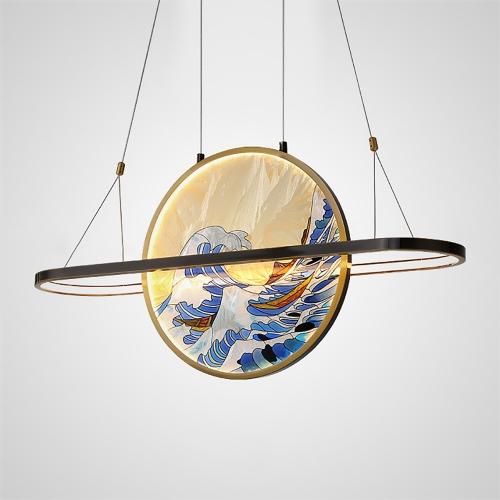 Дизайнерский светильник Lux Modern Jupon 2