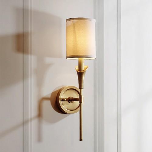 Дизайнерский бра Luxury Brass Modern