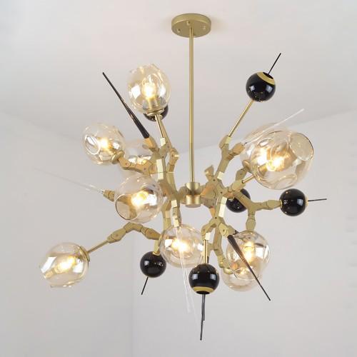 Дизайнерский светильник Luxury Hedgehog 2