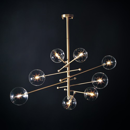 Дизайнерская люстра Luxury Modern Giopato