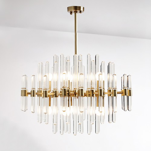 Luxury Modern Odeon Chandelier