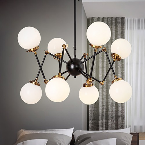 Luxury Spider Chandelier
