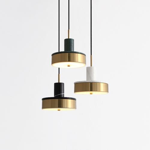Дизайнерский светильник Marble Luxury Pendant 2