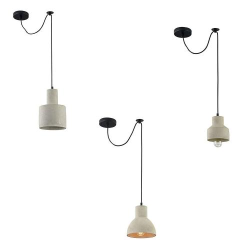 Дизайнерский светильник Mauricio Pendant Beton