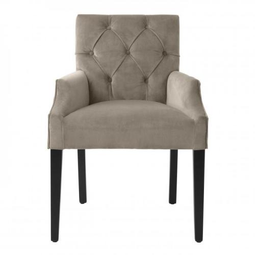 Дизайнерский стул Dining Chair Atena With Arm 113795