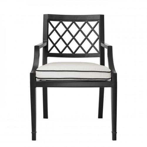 Dining Chair Paladium With Arm 113619