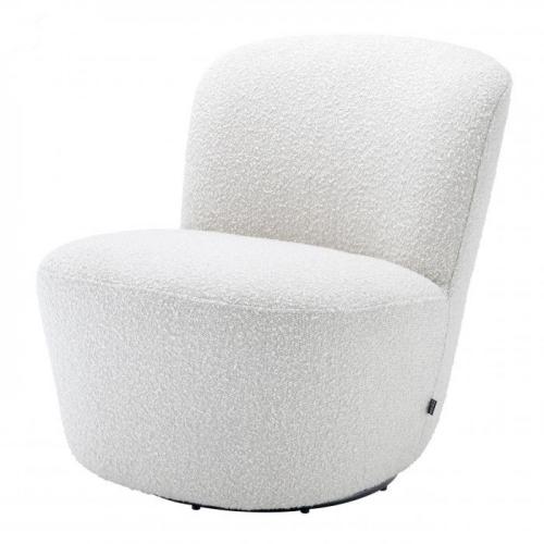 Дизайнерское кресло Swivel Chair Doria 113458