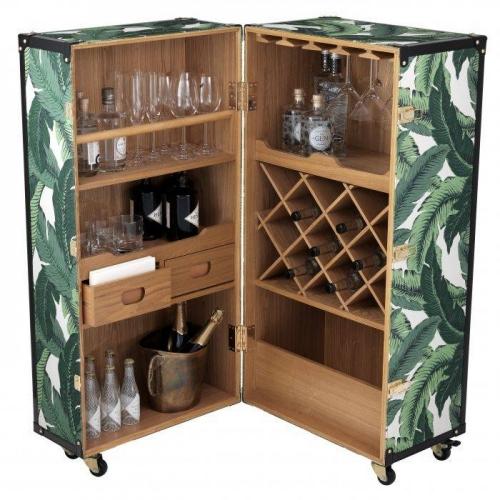 Wine Cabinet Martini Bianco 114020