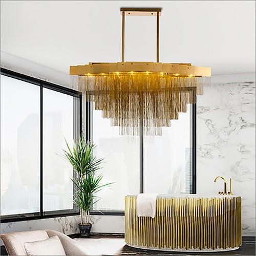 Дизайнерский светильник Metal Sea Chandelier