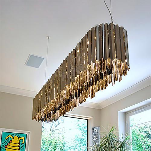 Дизайнерский светильник Metal Sea Chandelier Line